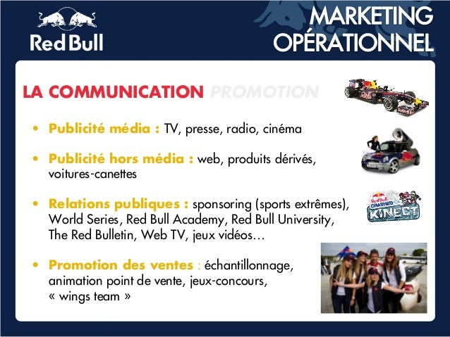 introduction to marketing red bull Red bull is sold in more than 169 countries and about 60 billion cans of red bull have been consumed so far the company sold more than 59 billion of cans in 2015 alone[1] market leadership in the global scale is an indication of a considerable strength from the viewpoint of the brand equity and.