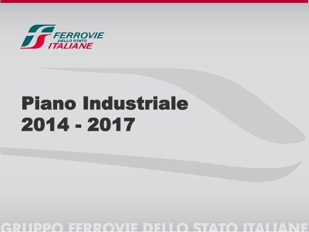Piano Industriale 2014 - 2017