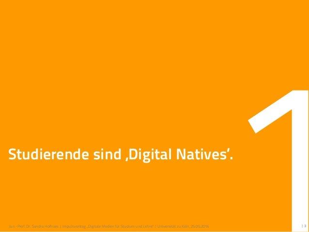 Digitale Medien für Studium und Lehre Slide 3