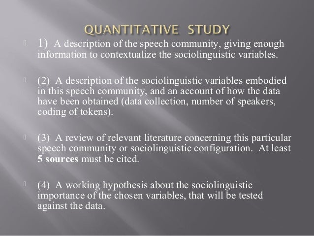 what is the importance of sociolinguistics as a field of study?