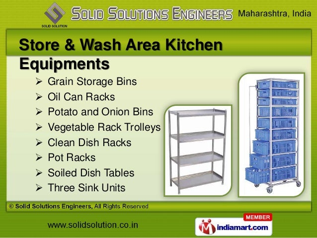 Kitchen Equipment Amp Fabrication Services By Solid
