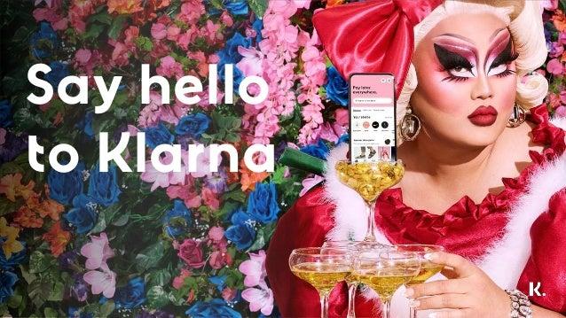 Say hello to Klarna