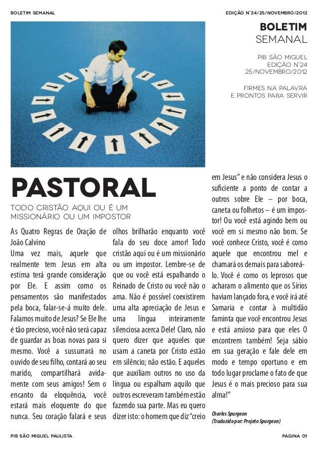 boletim semanal                                                                  edição n°24/25/novembro/2012             ...