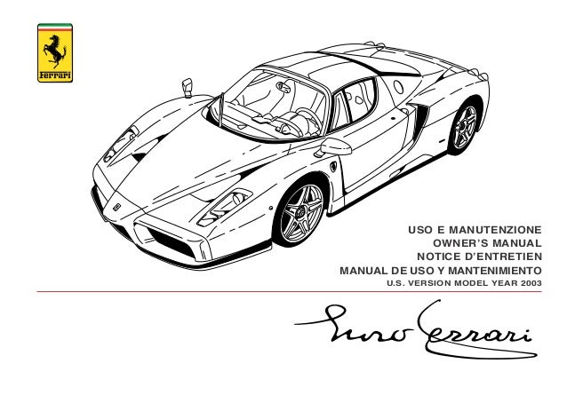 2514326 enzo-ferrari-owners-manual