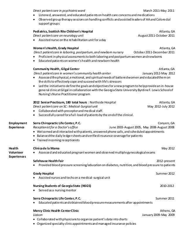 carley van heest resume