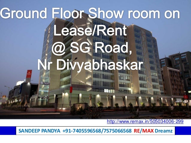 SANDEEP PANDYA +91-7405596568/7575066568 RE/MAX Dreamz http://www.remax.in/505034006-299