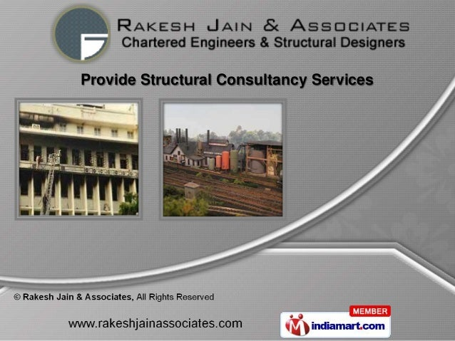Provide Structural Consultancy Services