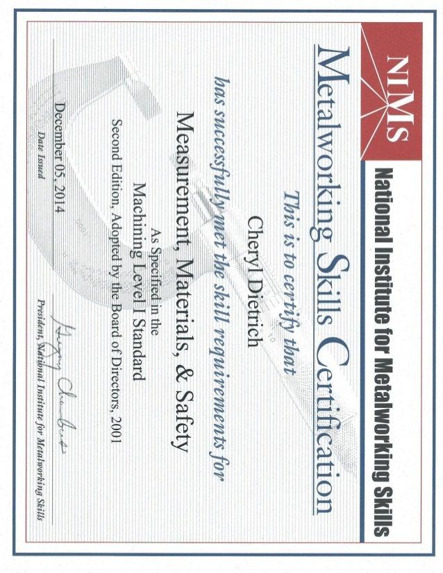 nims certification slideshare upcoming