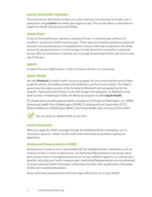 Health Literacy Glossary 011215