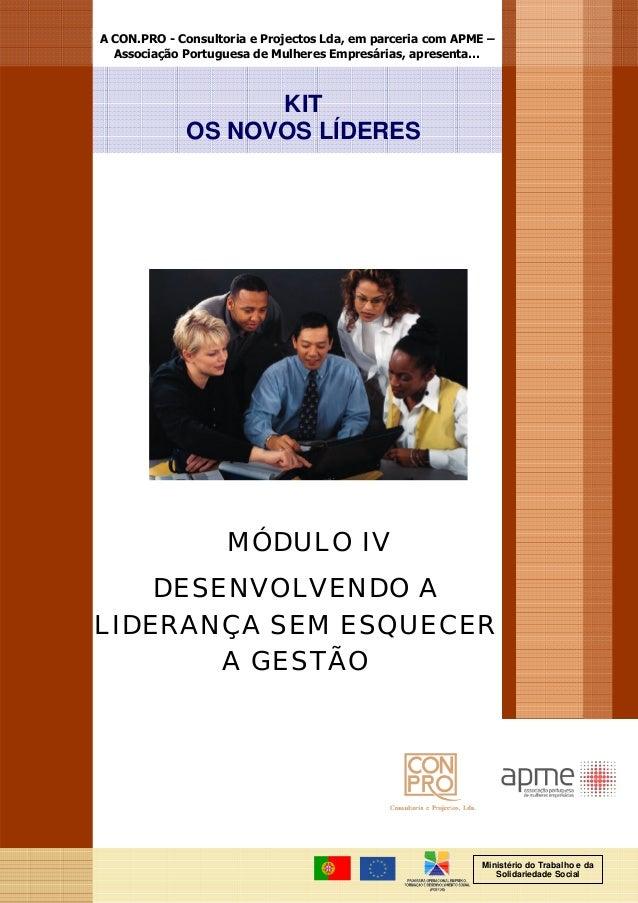 A CON.PRO - Consultoria e Projectos Lda, em parceria com APME – Associação Portuguesa de Mulheres Empresárias, apresenta… ...