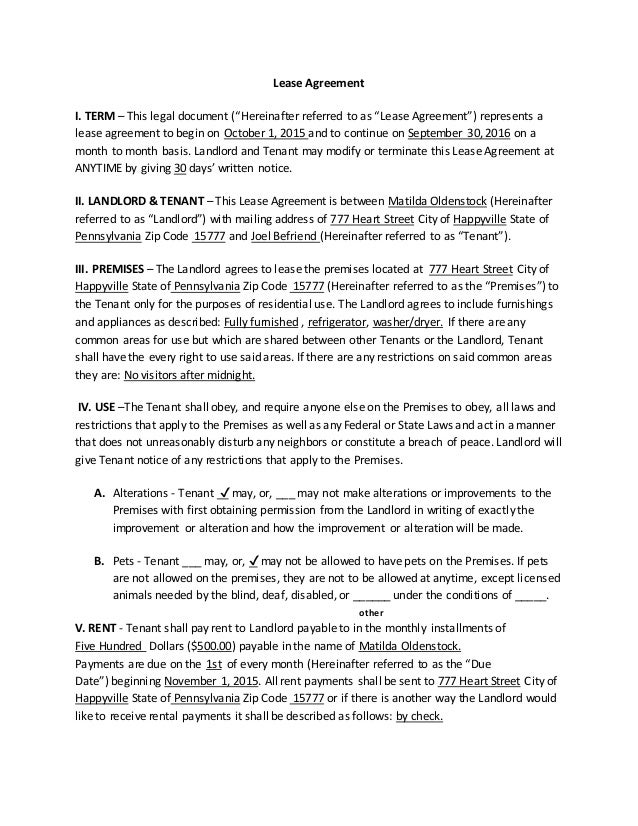 Leaseagreement 1