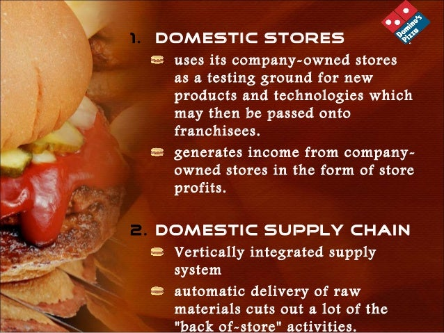 compasrison of pizza hut and dominos Free essay: domino's pizza: a comparison and analysis of marketing strategy and financial gains prepared by: comparative analysis pizza hut and dominos.