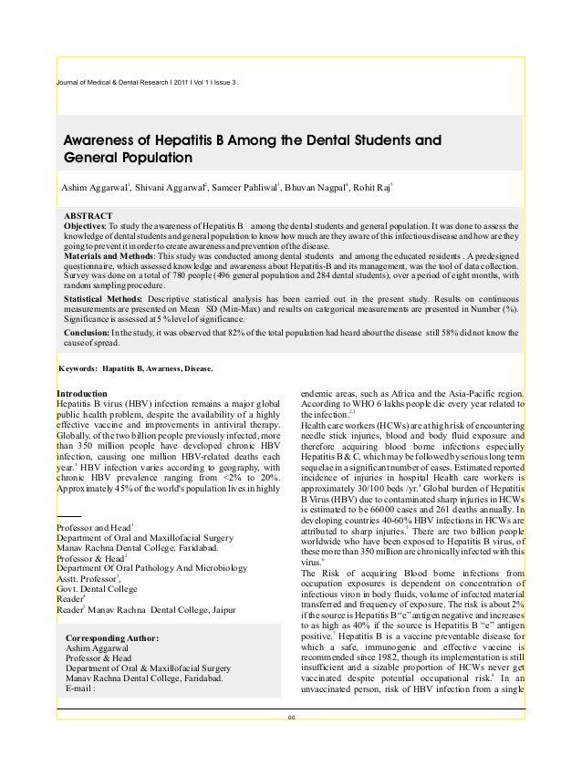 2. HEPATITIS B ARTICLE 2011