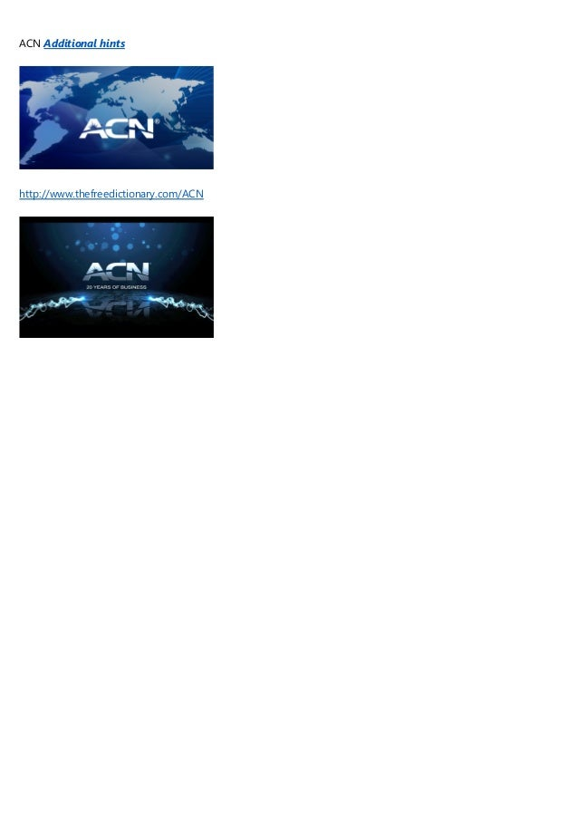 Acn Quote Cool ACN Quote Poll Of The Day