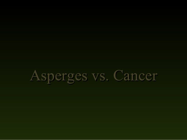 Asperges vs. Cancer