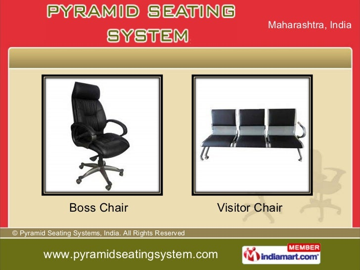 Staff Chair By Pyramid Seating Systems India Pune