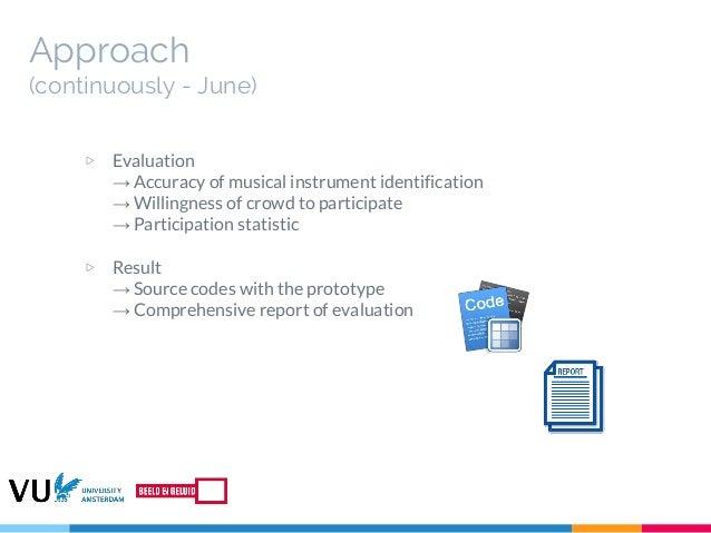 slides for project presentation