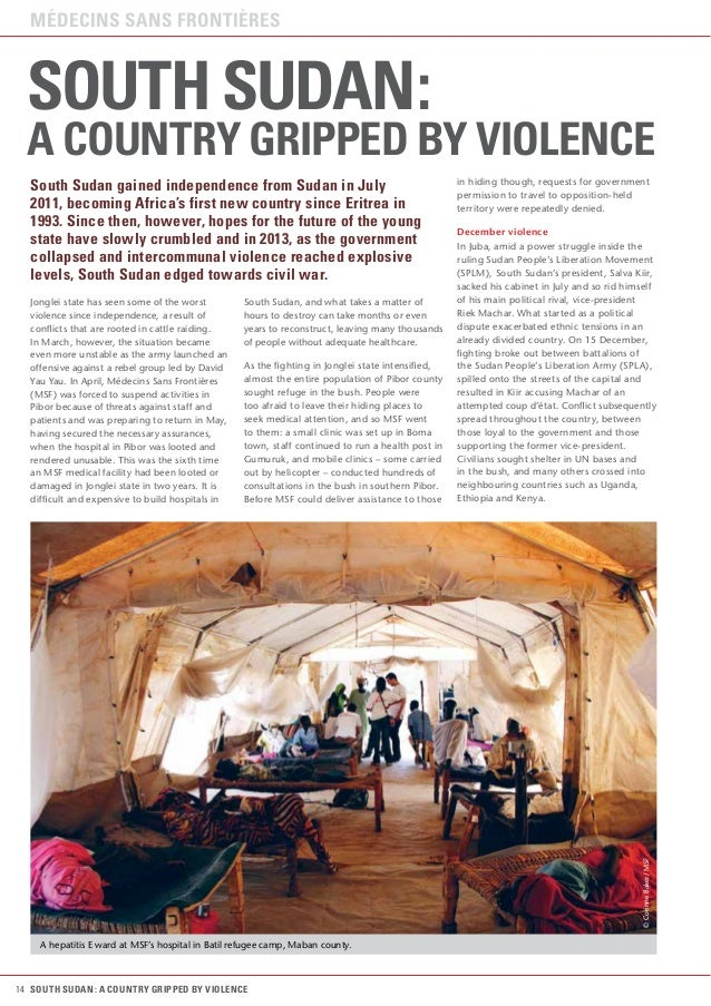 msf refugee health guidelines 2013