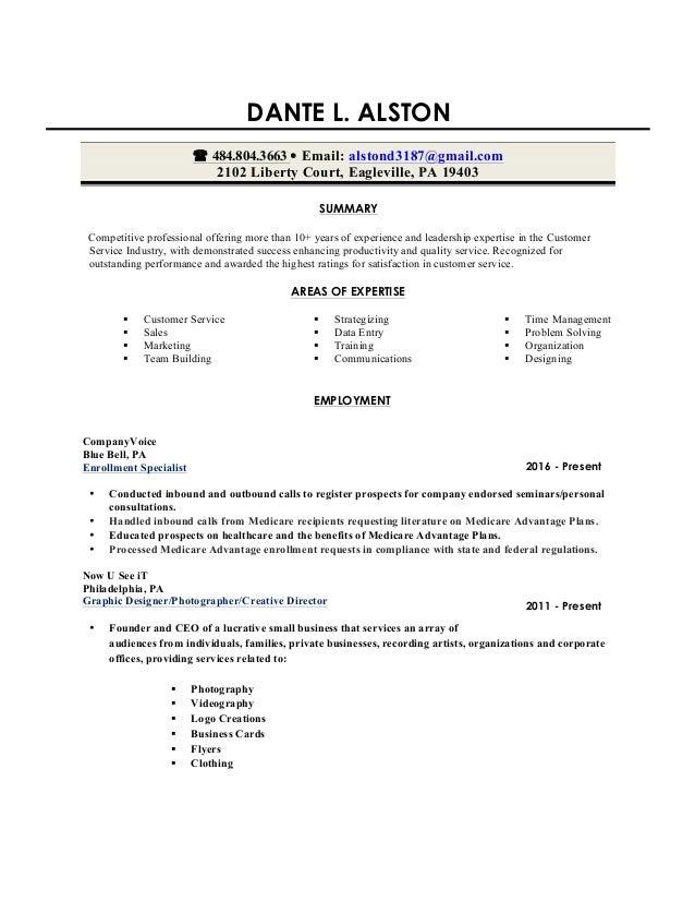Dla resume org
