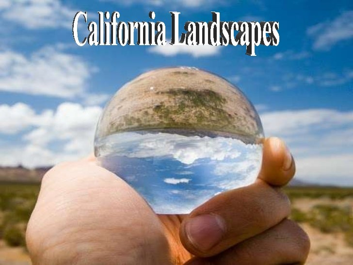 California Landscapes