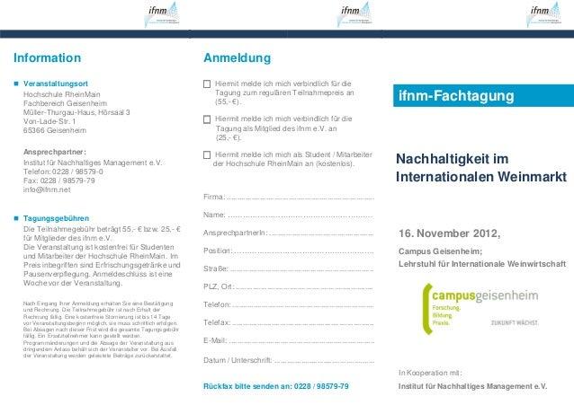 PersonalbInformation                                                         Anmeldung Veranstaltungsort                  ...