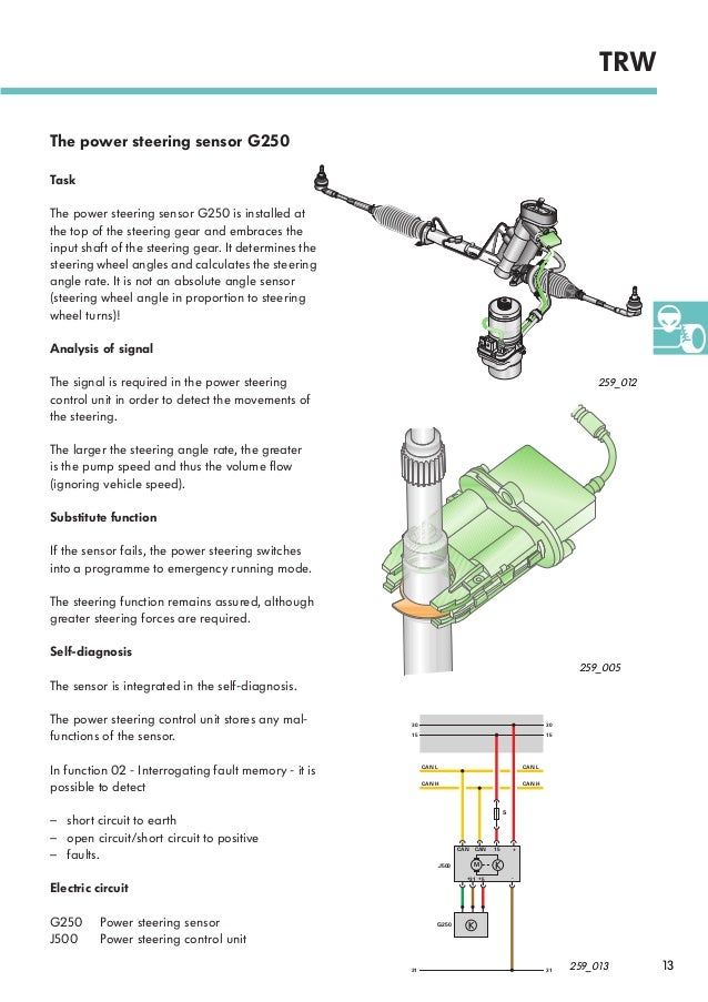 259 ephs electrically powered hydraulic steering 13 638?cb=1452215993 259 ephs electrically powered hydraulic steering koyo electric power steering wiring diagram at readyjetset.co