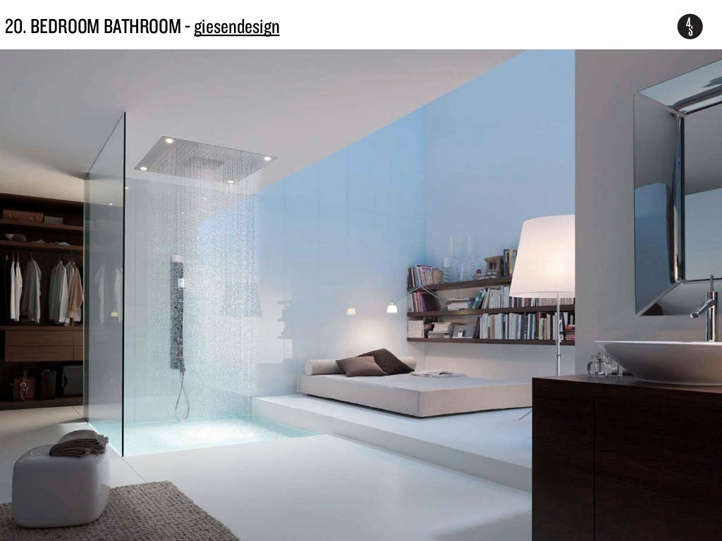21. SEE - THROUGH BATHTUB
