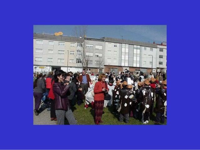 Día da Paz do 2003 celebración no colexio