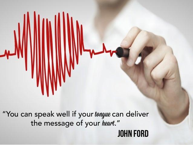 Speech is power: speech is