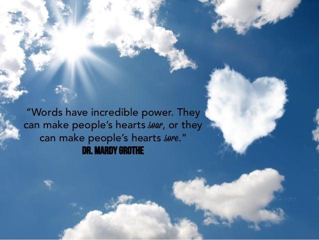 U201cSpeech Is Power: Speech Is