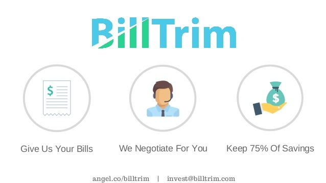 Image result for trim bill