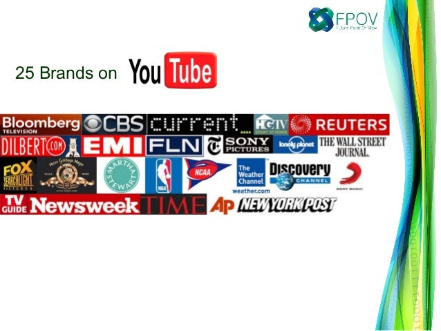 25 Brands on