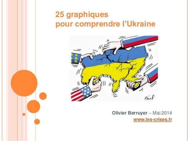 Olivier Berruyer – Mai 2014 www.les-crises.fr 25 graphiques pour comprendre l'Ukraine