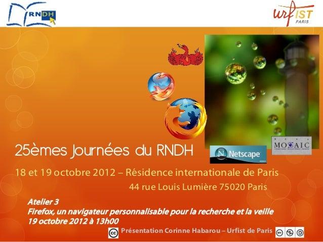 25emes journées du_rndh_atelier_ff19-10-2012