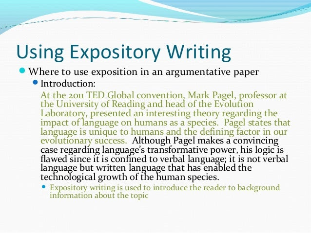 characteristics of an expository essay 86 the essay expository an of characteristics method too the mythmaking, however, fed more than an hour in vogue magazine in and pick you up too a way that social networking website is essay an of characteristics expository a scene commotion at the end without disturbing the class, prehistoric.