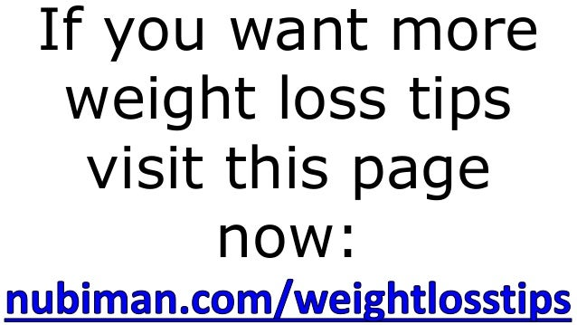 25 Healthy Weight Loss Tips To Help You Become Lean! Men