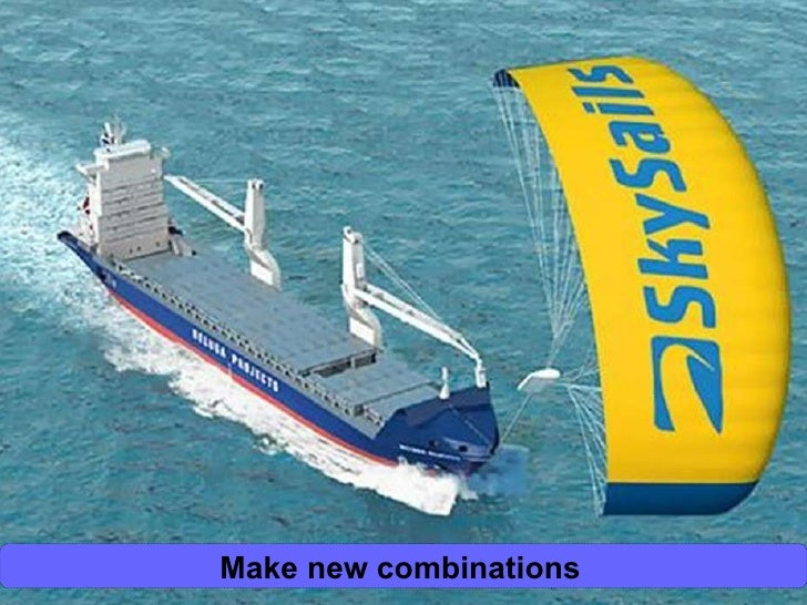 Make new combinations