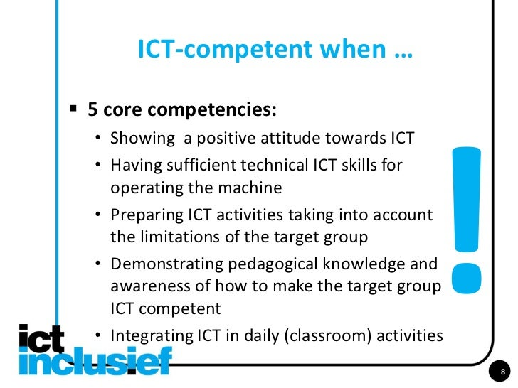 an investigation into ict competence of Ict training courses for teacher professional development in jordan atef abuhmaid middle east university, amman jordan a_abuhmaid@yahoocom aabuhmaid@meuedujo abstract information and communication technology (ict) is increasingly having pervasive role and presence.