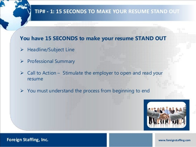 25 Little Known Career & Job Search Tips, Tricks, and Strategies Slide 2