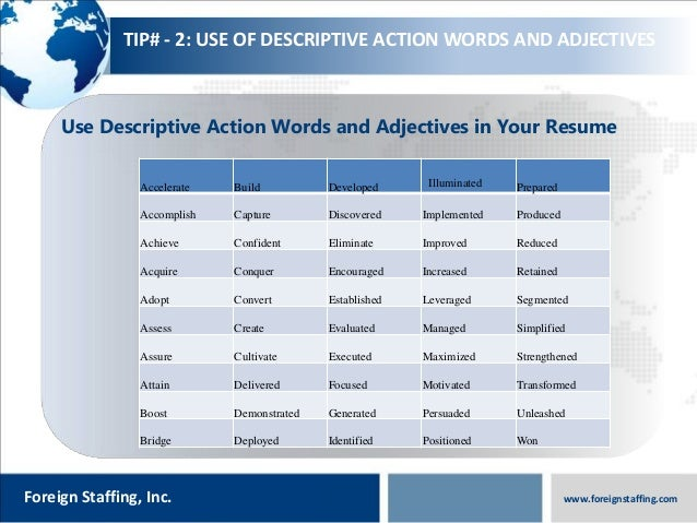 25 Little Known Career & Job Search Tips, Tricks, and Strategies Slide 3