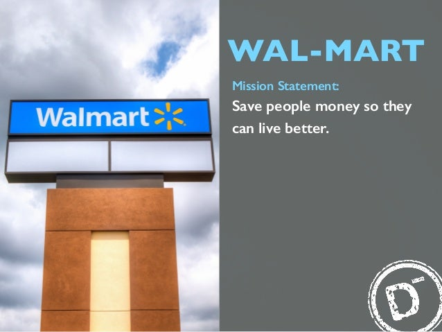 is wal mart s mission and vision the 12 mission statements worth checking share 8 tweet