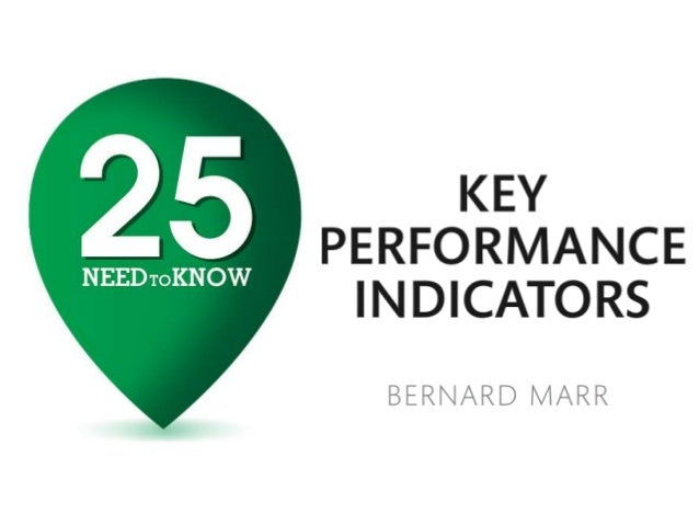 Key performance indicators (KPIs)  should be the vital navigation  instruments used by managers to  understand whether the...
