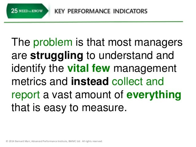 25 KPIs Every Manager Needs To Know Slide 3
