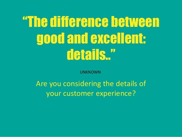 25 Customer Experience Quotes