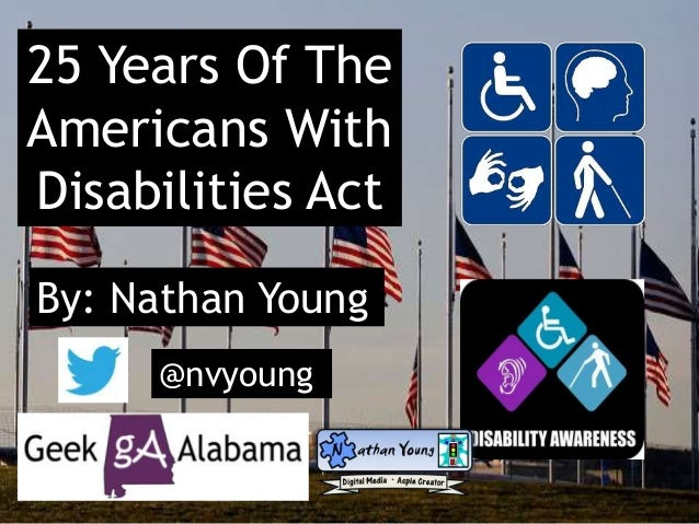 an analysis of americans with disabilities act From a civil rights perspective the americans with disabilities act is a codification of simple justice.
