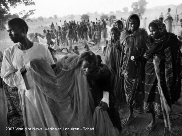 2008 Visa d'or Feature: Brent Stirton Reportage by Getty Images for Newsweek and National Geographic Magazine : Virunga