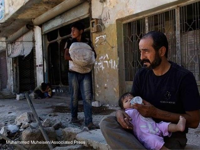 Muhammed Muheisen / Associated Press