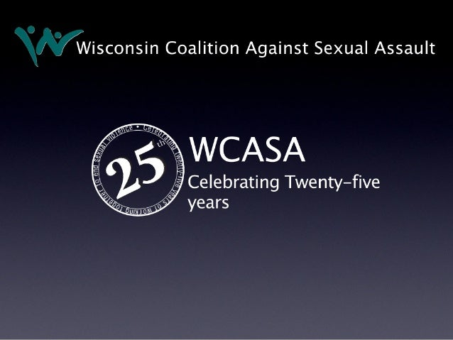 WCASA 25th Anniversary – Timeline