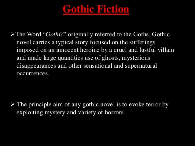 frankenstein as a gothic novel Learn frankenstein vocabulary english literature gothic with free interactive flashcards choose from 500 different sets of frankenstein vocabulary english literature gothic flashcards on quizlet.
