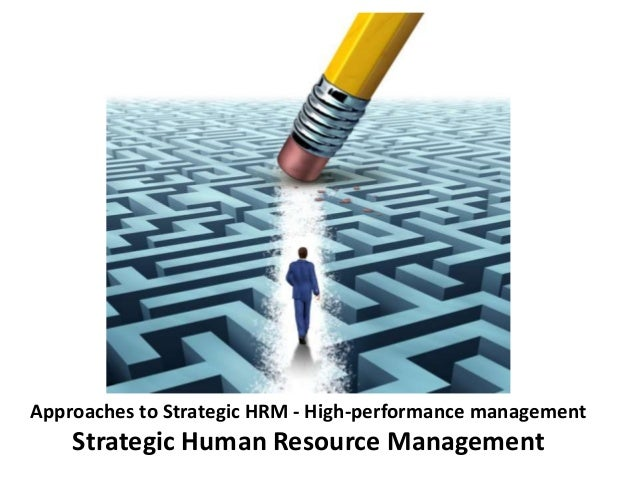'strategic hrm and performance The overall purpose of this research is to examine the effects of strategic human resource management (hrm) practices on business performance of the regional coal mining industry in central queensland.